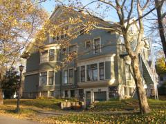 HI – Syracuse - Downing International Hostel