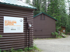 HI - Maligne Canyon Wilderness Hostel