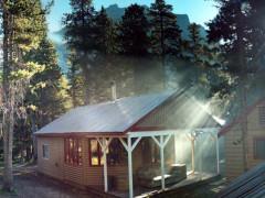 HI - Mosquito Creek Wilderness Hostel