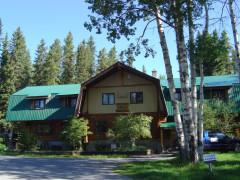 HI - Nordegg - Shunda Creek Hostel