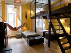 Budapest - Aventura Boutique Hostel