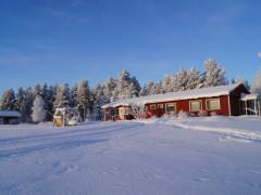 Raudanjoki - Hostel Visatupa