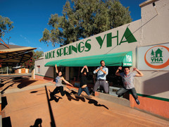Alice Springs YHA