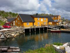 Stamsund - Lofoten Hostel