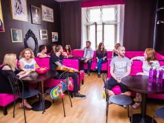 Kraków - Pink Panther's Hostel