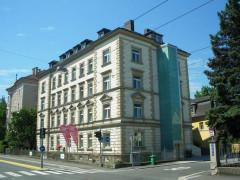 Salzburg - Haunspergstrasse