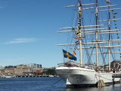 Stockholm - af Chapman & Skeppsholmen