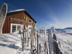 Blåhammaren Mountain Station