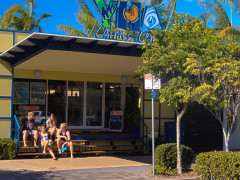 Cairns - Cairns Central YHA
