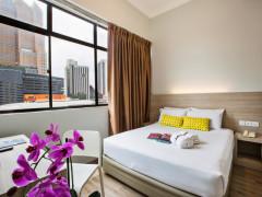Kuala Lumpur - Wira Hotel