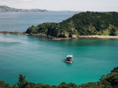 YHA Bay of Islands The Rock Cruise
