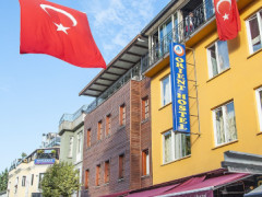 Istanbul - The Orient Hostel