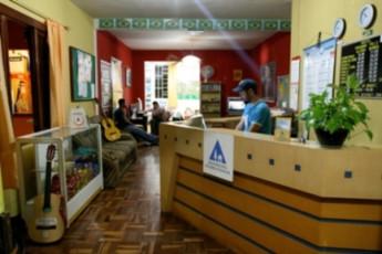 Foz Do Iguaçu – Paudimar Falls Hostel :
