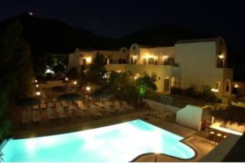 Santorini - Hotel Drossos :