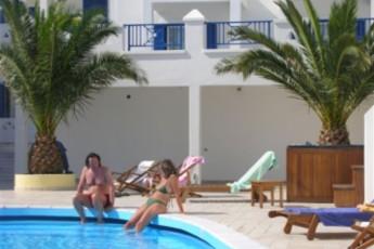 Ios Island - Lofos Hotel :