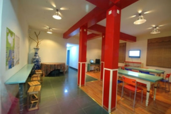 Lushan Nature International Youth Hostel :