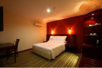 Johor - Johor Bahru Grand Hallmark Hotel :