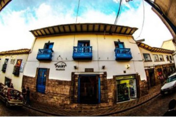 The Point Hostels- Cusco :