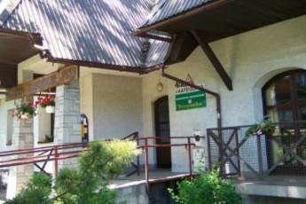 Zakopane - Szarotka :
