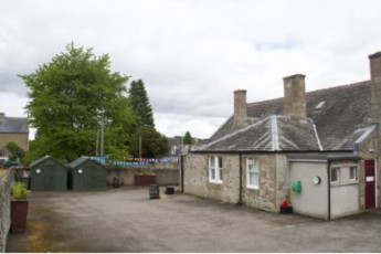 Tomintoul - The Smugglers Hostel :
