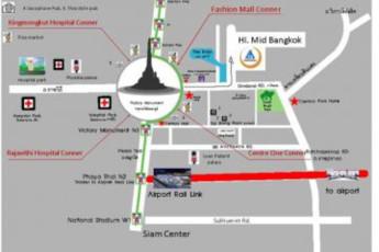 HI Mid Bangkok :