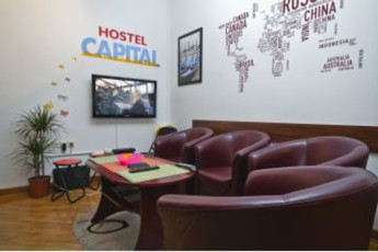 Belgrade - Hostel Capital :