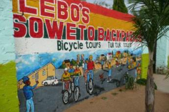 Soweto - Lebo's Soweto Backpackers :