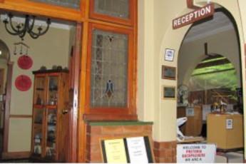Pretoria - Pretoria Backpackers :