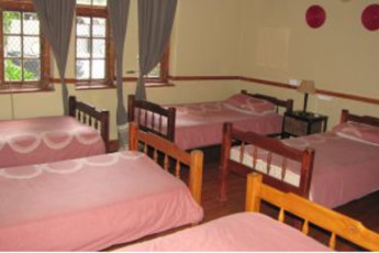 Pretoria - Pretoria Backpackers :