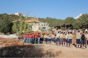 Scout House Father Botros Chalhoub :