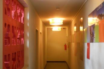 Mendoza -    Hostel Suites Mendoza : Hostel interior hallway in Hostel Suites Mendoza, Argentina