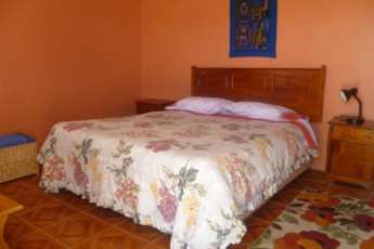San Pedro de Atacama : Hostel San Pedro de Atacama private double room with double bed