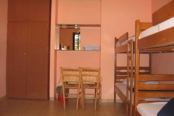 Pula : Hostel Pula dorm with bunk beds