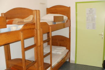 Dubrovnik : Youth Hostel Dubrovnik dorms with bunk beds