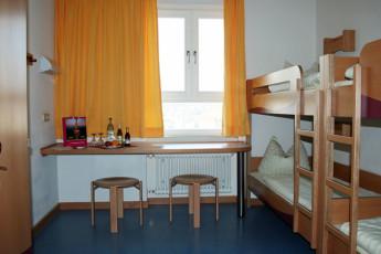 Stuttgart : Exterior of Stuttgart Hostel