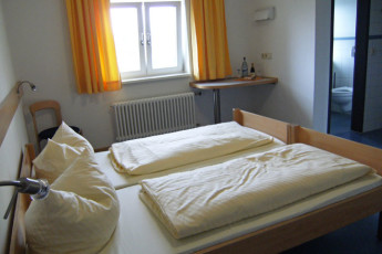 Stuttgart : Stuttgart Hostel dorm at