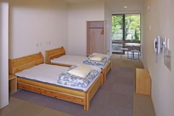 Kyoto - Utano YH : Kyoto Utano YH twin room
