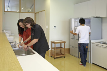 Kyoto - Utano YH : Kyoto Utano YH kitchen