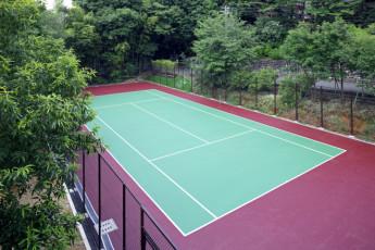 Kyoto - Utano YH : Kyoto - Utano YH tennis court