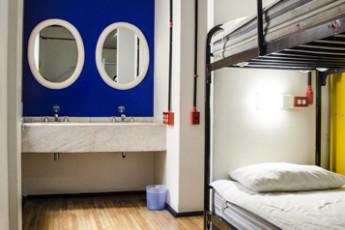 Mexico city - Hostel Mundo Joven Catedral :