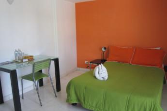 Hostel Mundo Joven Cancún : Hostel Mundo Joven Cancun double room