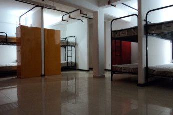 Hostel Mundo Joven Cancún : Hostel Mundo Joven Cancun dorm 8 beds