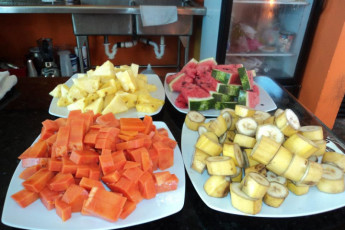 Hostel Mundo Joven Cancún : Hostel Mundo Joven Cancun fruit