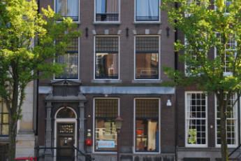 Stayokay Amsterdam Stadsdoelen : Stayokay Amsterdam Stadsdoelen entrance