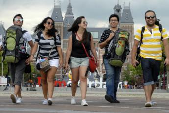 Stayokay Amsterdam Vondelpark : Stayokay Amsterdam Vondelpark backpackers