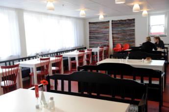Stockholm - Gärdet : Stockholm - Gärdet dining area