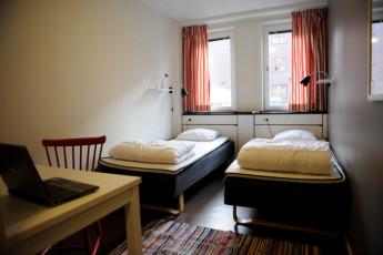 Stockholm - Gärdet : Stockholm - Gärdet privado twin room