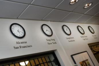 Stockholm - Langholmen : Stockholm - Langholmen reception world clocks