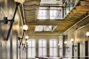 Stockholm - Langholmen : Stockholm - Langholmen corridor