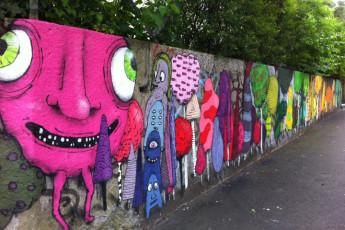 Göteborg - Stigbergsliden : Goteborg-Stigbergsliden street art